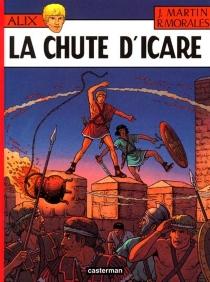 La chute d'Icare - JacquesMartin