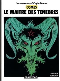 Ergun l'Errant : Le Maître des ténèbres - DidierComès