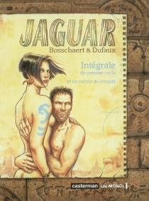 Jaguar : intégrale du premier cycle et un cahier de croquis - JanBosschaert