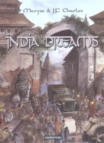 India dreams - Maryse Charles