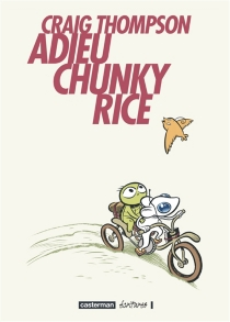 Adieu, Chunky Rice - Craig Thompson