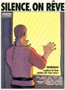 Silence, on rêve : Moebius explore la face cachée du rêve - Moebius
