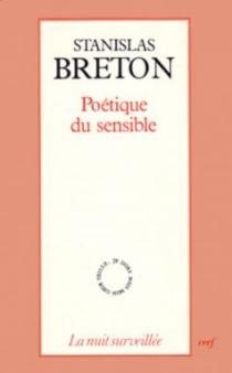 Poétique du sensible - StanislasBreton
