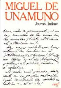 Journal intime - Miguel de Unamuno