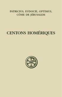 Centons homériques| Homerocentra -