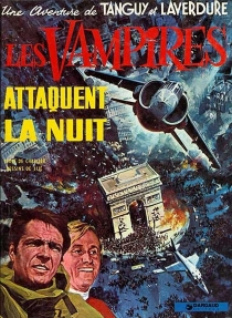 Les Vampires attaquent la nuit - Jean-MichelCharlier