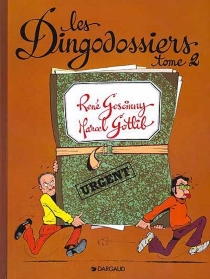 Les Dingodossiers - RenéGoscinny