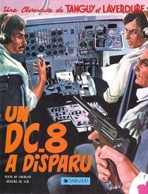 Un DC8 a disparu - Jean-MichelCharlier