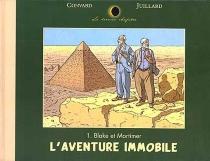 L'aventure immobile : Blake et Mortimer - DidierConvard