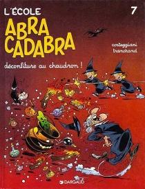L'école Abracadabra - FrançoisCorteggiani