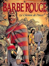 Barbe-Rouge - Marc Bourgne