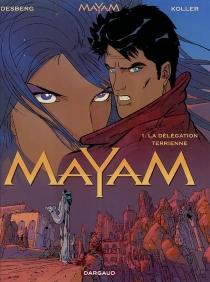 Mayam - StephenDesberg