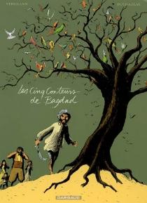 Les cinq conteurs de Bagdad - FrantzDuchazeau