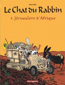 Le chat du rabbin - JoannSfar
