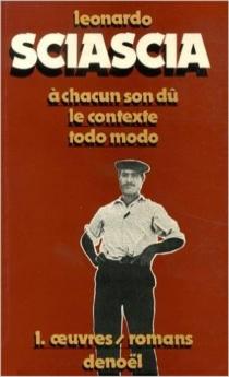 Oeuvres - LeonardoSciascia