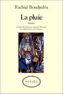 La Pluie - RachidBoudjedra