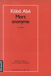 Mort anonyme - KôbôAbe
