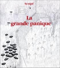 La Grande panique - Jean-JacquesSempé