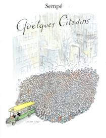 Quelques citadins - Jean-JacquesSempé