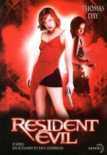 Resident evil : genesis - ThomasDay