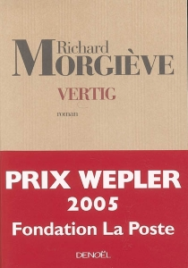 Vertig : roman français - RichardMorgiève