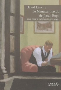 Le manuscrit perdu de Jonah Boyd - David Leavitt