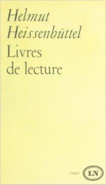 Livres de lecture - HelmutHeissenbüttel