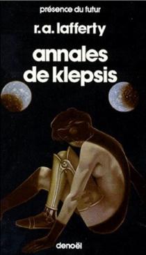 Annales de Klepsis - Raphael AloysiusLafferty