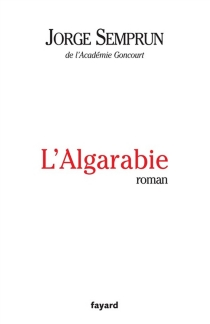 L'Algarabie - JorgeSemprun
