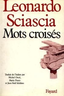 Mots croisés - LeonardoSciascia