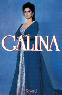 Galina - Galina PavlovnaVisnevskaa