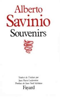 Souvenirs - AlbertoSavinio