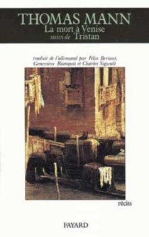 La Mort à Venise| Tristan| Le Chemin du cimetière - ThomasMann
