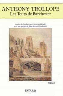 Les Tours de Barchester - AnthonyTrollope