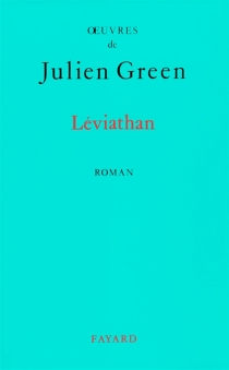 Léviathan - Julien Green