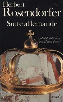 Suite allemande - HerbertRosendorfer