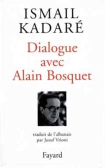 Dialogue avec Alain Bosquet - AlainBosquet