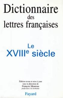 Dictionnaire des lettres françaises -