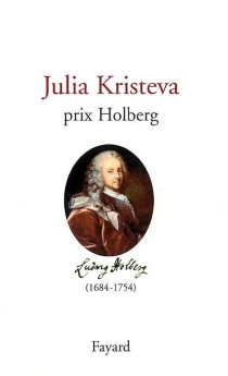 Julia Kristeva, prix Holberg -