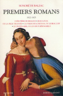 Premiers romans | Volume 1 - Honoré deBalzac