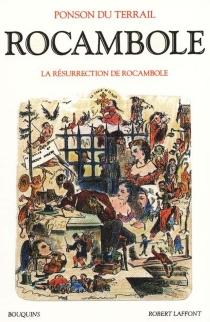 Rocambole - Pierre Alexis dePonson du Terrail