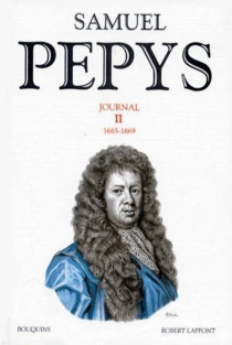 Journal - Samuel Pepys