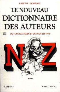 Le nouveau dictionnaire des auteurs - ValentinoBompiani