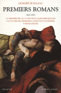 Premiers romans | Volume 2 - Honoré deBalzac