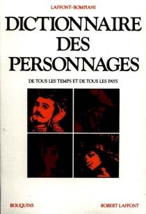 Dictionnaire des personnages - ValentinoBompiani