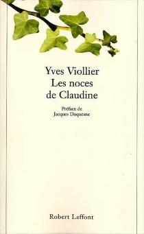 Les noces de Claudine - YvesViollier