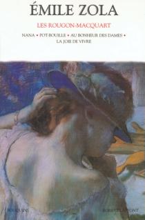 Les Rougon-Macquart : histoire naturelle et sociale d'une famille sous le second Empire   Volume 3 - ÉmileZola