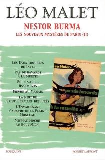 Nestor Burma - LéoMalet