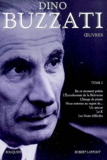Oeuvres | Volume 2 - DinoBuzzati