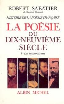 Histoire de la poésie française - RobertSabatier